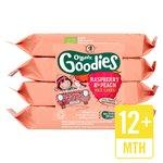 Organix Goodies Rice Cake Raspberry & Peach