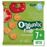 Organix Red Pepper Hearts