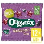 Organix Goodies Fruit Stars Blackcurrant