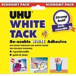 UHU White Tack Economy
