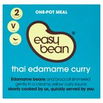 Easy Bean Thai Edamame Curry