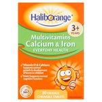 Haliborange Multivitamins plus Calcium & Iron