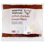 Essential Waitrose Chicken Breast Fillets
