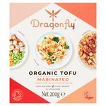 Dragonfly Gluten Free Organic Marinated Tofu