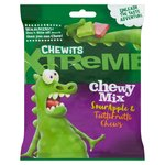 Chewits Extreme Chew Mix Fruit Flavour Chewy Sweets