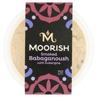 Moorish Baba Ghanoush-ish Aubergine Dip
