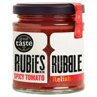 Rubies in the Rubble Spicy Tomato Chutney