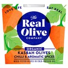 Real Olive Co. Organic Moroccan Pitted Olives