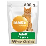 Iams Adult Dry Cat Food Chicken
