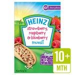 Heinz Strawberry, Raspberry & Blueberry Muesli