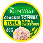John West Spreadables Tuna Mayo & Sweetcorn
