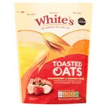 White's Toasted Oats Strawberry & Banana Crunch
