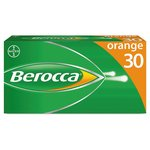 Berocca Effervescent Orange Tablets