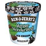 Ben & Jerry's Minter Wonderland Ice Cream