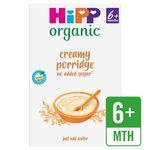 HiPP Organic Creamy Porridge
