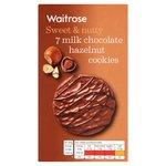Milk Chocolate Chip & Hazel Cookies Waitrose