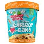 Perfect World Taste of Carrot Cake Dairy Free Ice Cream