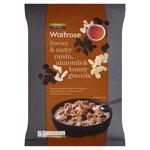 Sweet & Nutty Raisin, Almond & Honey Oat Clusters Waitrose
