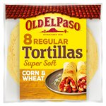 Old El Paso 8 Soft Corn Tortillas