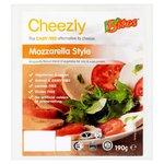 VBites Mozzarella Style Cheezly Dairy Free Cheese Alternative