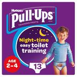 Huggies Night-Time Pull-Ups Large Blue Disney Design