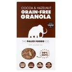The Paleo Foods Co Cocoa & Hazel Grain-Free Granola