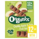 Organix Goodies Fruit Bar Apple & date