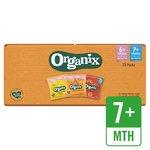 Organix Bulk Snack Pack Mixed