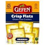 Gefen Passover Gluten Free Original Flat Crisp