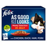 Felix As Good As It Looks Meat Selection in Jelly