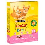 Go-Cat Kitten with Chicken, Milk & Added Vegetables