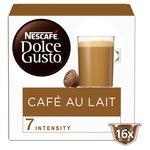 Nescafe Dolce Gusto Cafe Au Lait Pods