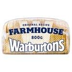 Warburtons Soft White Farmhouse Loaf