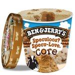 Ben & Jerry's Cookie Core Speculoos Specu-Love Ice Cream