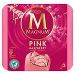 Magnum Pink Raspberry Ice Cream