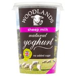 Woodlands Organic Sheeps Milk Yogurt