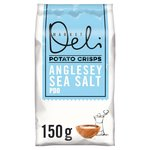 Walkers Market Deli Anglesey Sea Salt Crisps