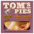 Tom's Pies Lamb, Chickpea & Chorizo Pie