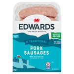 Edwards of Conwy 6 Traditional Pork Sausages