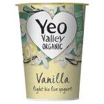 Yeo Valley Organic 0% Fat Vanilla Yogurt