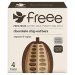 Doves Farm GF Chocolate Chip Organic Flapjacks