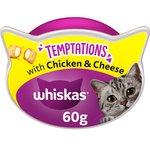 Whiskas Temptations Cat Treats Chicken