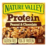 NatureValley Protein Bars Peanut Butter & Chocolate