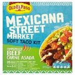 Old El Paso Carne Asada Meal Kit