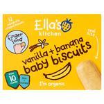 Ella's Kitchen Bananas & Vanilla Baby Biscuits