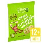 Ella's Kitchen Cheese & Leeks Crunchy Wheels