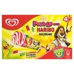 Wall's Push Up Ice Cream Lolly with Haribo Goldbears