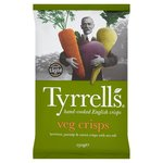 Tyrrells Vegetable Crisps