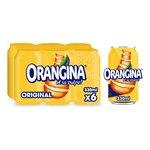 Orangina Sparkling Fruit Drink