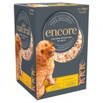 Encore Deluxe Collection Dog Pouch in Jelly